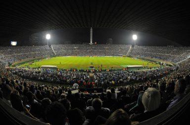 Foto panorámica del Estadio Centenario